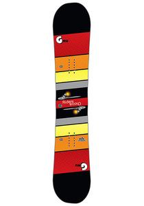GNU Riders Choice Asym 157,5cm - Snowboard für Herren - Mehrfarbig