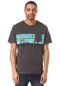 O´Neill Stripe Filler - T-Shirt für Herren - Grau