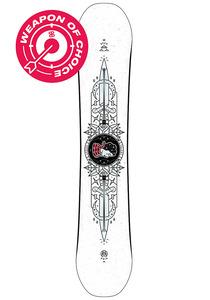 Burton Talent Scout 146cm - Snowboard für Damen - Weiß