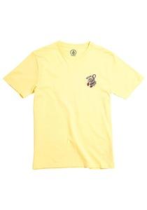 Volcom Scorpion Basic T-Shirt - Gelb