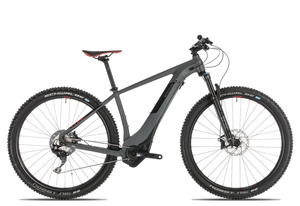 Cube Reaction Hybrid SLT 500 2019 | 23 Zoll | grey´n´red | 29 Zoll
