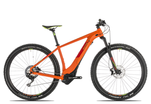 Cube Reaction Hybrid SL 500 2019 | 17 Zoll | orange´n´green | 29 Zoll