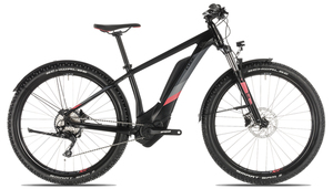 Cube Access Hybrid Pro 500 Allroad 2019 | 17 Zoll | black´n´coral | 29 Zoll