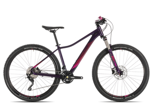 Cube Access WS Race 2019 | 17 Zoll | aubergine´n´berry | 29 Zoll