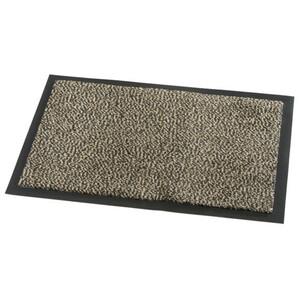 Schmutzfangmatte in Braun 40 x 60 cm
