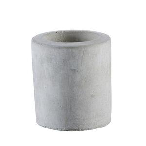 Müller Kerzen 2in1 Kerzenhalter aus Beton 3-teilig