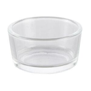 Müller Kerzen Teelichtglas ca. 5 x 5 x 2,8 cm