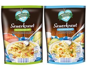 Wiesn Schmankerl Sauerkrautspezialitäten