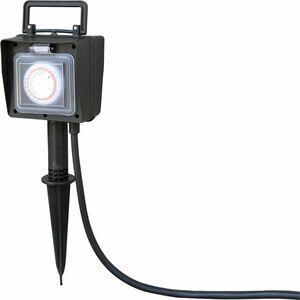 Unitec Elektro Zubehör - Außensteckdose mit Erdspieß