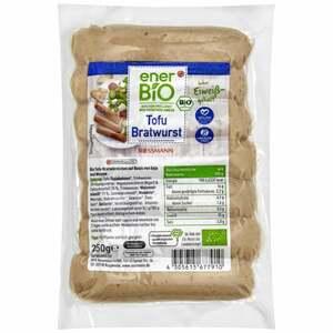 enerBiO Tofu Bratwurst 1.20 EUR/100 g