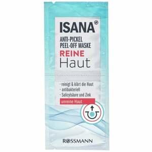 ISANA Reine Haut Anti-Pickel Peel-Off Maske 3.44 EUR/100 ml