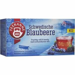 Teekanne Schwedische Blaubeere Früchtetee 4.42 EUR/100 g