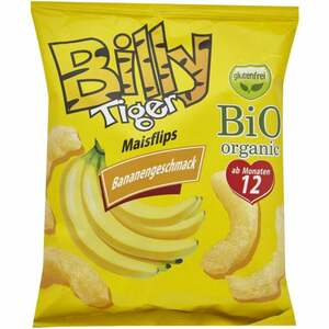 Billy Tiger Bio Maisflips Bananengeschmack 3.13 EUR/100 g