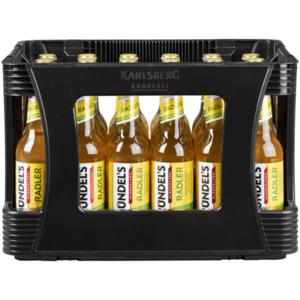 Karlsberg Gründel's Radler alkoholfrei 24x0,33l