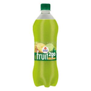 Franken Brunnen Fruit2Go Ananas Limette 0,75l