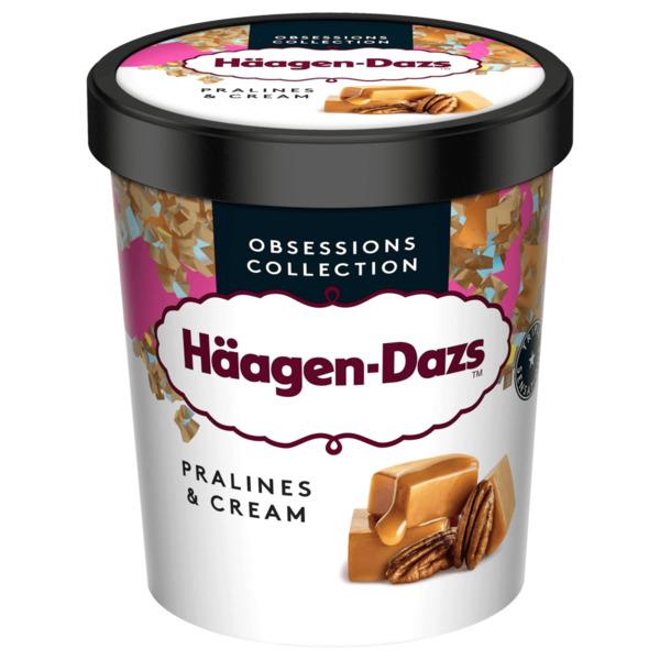 Häagen-Dazs Pralines & Cream Eis 460ml