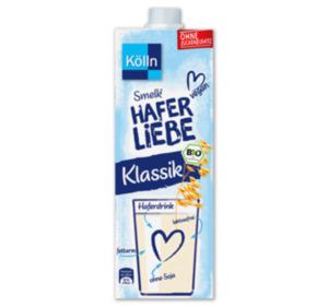 KÖLLN Haferliebe Bio Drink