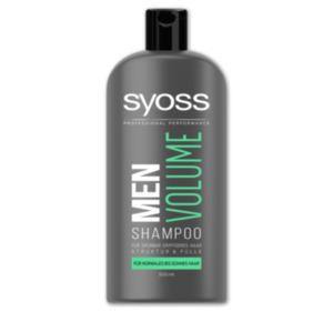 SYOSS MEN Shampoo