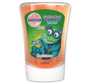 SAGROTAN No-Touch Kids Nachfüller Handseife