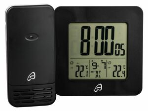 AURIOL® Funk-Temperaturstation LCD AFT 77 A1