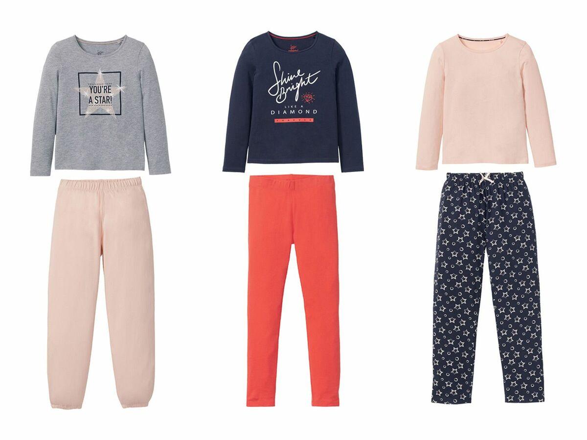 Bild 1 von PEPPERTS® Kinder Mädchen Pyjama