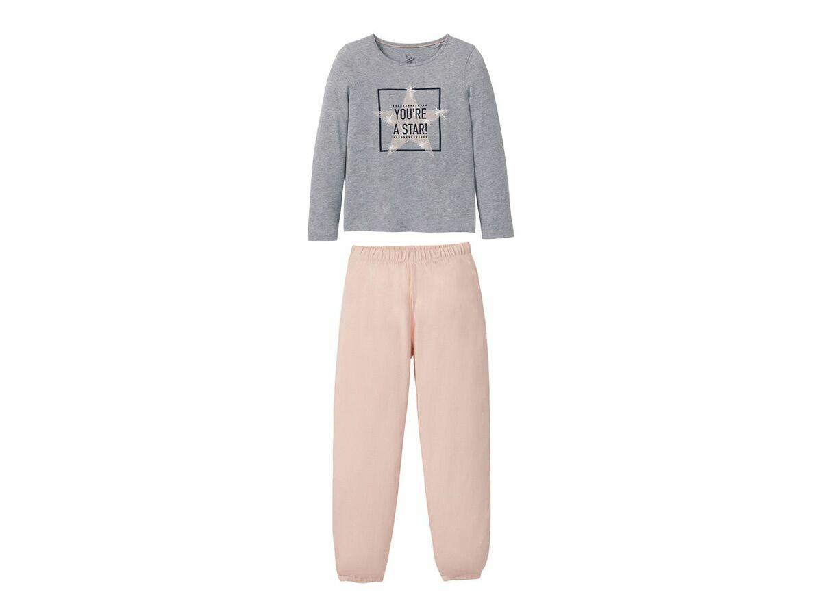 Bild 2 von PEPPERTS® Kinder Mädchen Pyjama