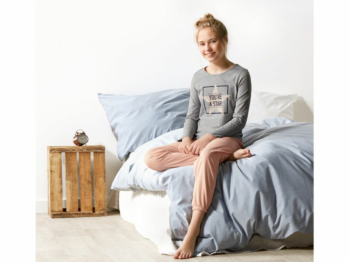 Bild 4 von PEPPERTS® Kinder Mädchen Pyjama