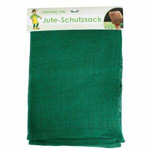 Grüner Jan Jute-Schutzsack 57x78cm Grün