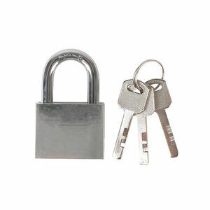 Sicherheits-Vorhängeschloss 3x5x1,5cm