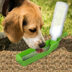 Reisetrinkflasche für Haustiere 400ml