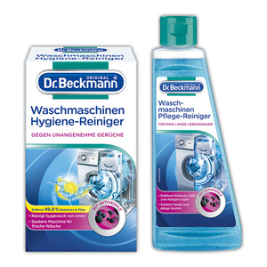 Dr. Beckmann Waschmaschinen Hygiene-/ Pflege-Reiniger