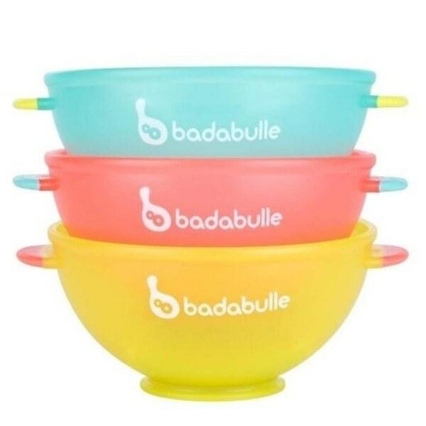 Badabulle - Schalen 3er Pack