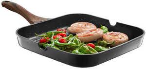 SPICE&SOUL®  Aluguss-Grillpfanne