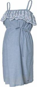 Umstandskleid blau Gr. 38 Damen Kinder