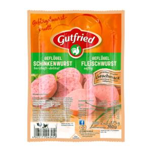 Gutfried Geflügelwurst-Duett