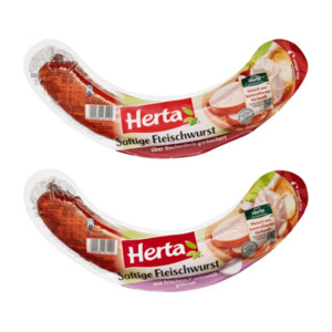 Herta Saftige Fleischwurst
