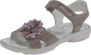 Sandalen grau Gr. 30 Mädchen Kinder