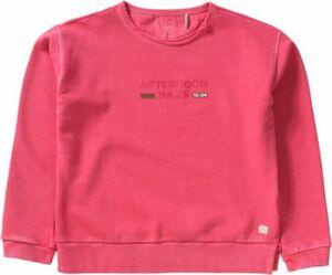 Sweatshirt rot Gr. 152 Mädchen Kinder