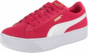 Sneakers Puma Vikky Platform pink Gr. 38,5 Mädchen Kinder