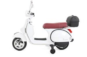 Actionbikes Vespa PX150 Elektroroller weiß