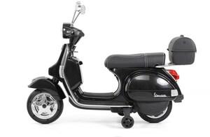 Actionbikes Vespa PX150 Elektroroller schwarz
