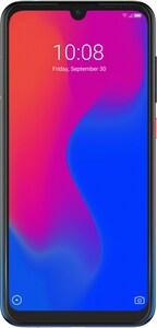 ZTE Blade A7 Smartphone gradient black