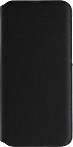 Samsung Wallet Cover für Galaxy A40 schwarz