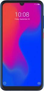 ZTE Blade A7 Smartphone blau