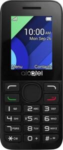 Alcatel 10.54D Tasten Handy grau