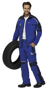 Arbeits - Bundhosen, Farbe kornblau, inverschiedenen Größen