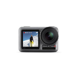 Osmo Action, Action Cam, 4K, 8x Zeitlupe, Ultra HD-Bildqualität DJI