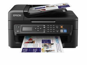 EPSON Tintenstrahl Multifunktionsdrucker WorkForce WF-2630WF 4-in-1