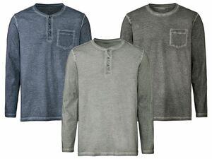 LIVERGY® Herren Langarmshirt