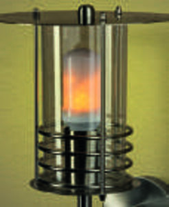 EASYmaxx LED-Flammenlampe
